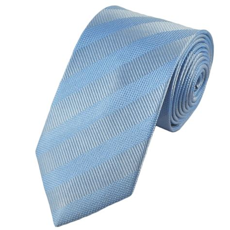 light blue tie pale blue light blue striped silk tie from ties planet uk