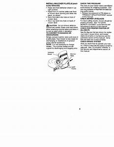 Craftsman 917272220 User Manual Lawn Tractor Manuals And
