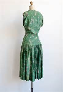 1940s Vintage Clothing Dresses