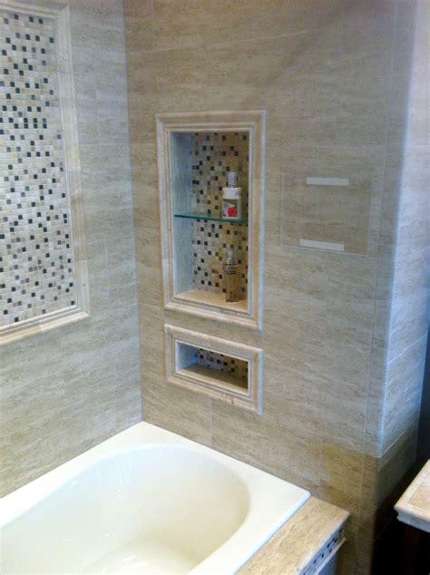 tile  tub bullnose mosaic  larger tile tile