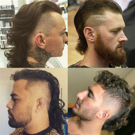 Mullet Haircut   Men's Hairstyles   Haircuts 2017