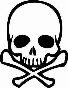 Skull And Crossbones Drawing - ClipArt Best