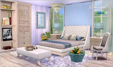 simcredible designs alfazema bedroom sims  downloads