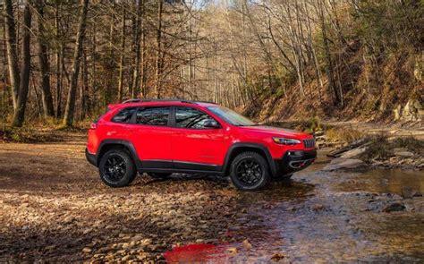 2019 Jeep Cherokee Trailhawk Near Chicago Illinois