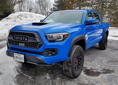 toyota tacoma trd pro wd double cab review wuwm
