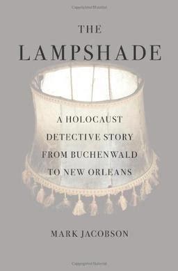 lampshade  holocaust detective story  buchenwald
