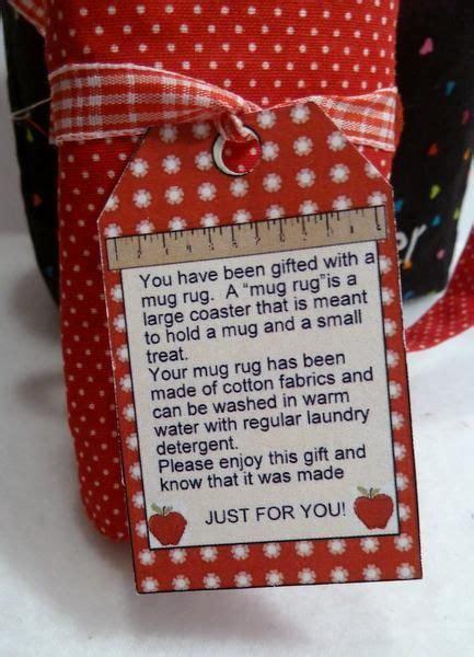 teacher mug rug  images christmas mug rugs mug
