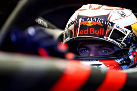 Vergeet niet, zonder ferrari geen f1 voor ons. Max Verstappen is blij met z'n nieuwe autootje: 'Ik had ...