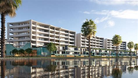 Appartments Newcastle by Apartments In Waterfront Development Lume Get Snapped Up