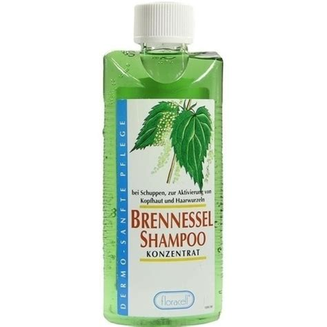 brennessel shampoo floracell  ml pzn
