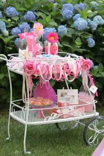 flower pot favors great ideas for a tea party celebrations at
