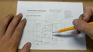 Induction Cooker Circuit Diagram 12v