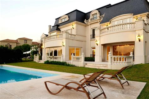 classic parisian style mansion  argentina idesignarch interior design architecture
