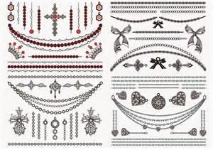Jewelry Tattoo Designs