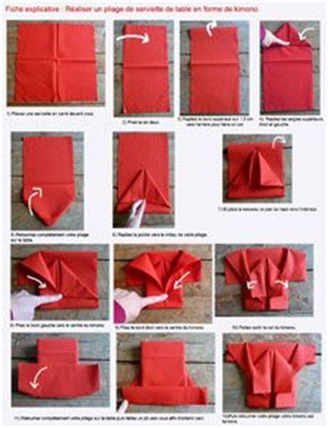 pliage en papier r 233 aliser un kimono en papier pliage de