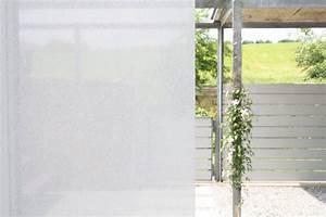 Flächenvorhang 40 Cm Breit : blick aus fenster fl chenvorhang halbtransparent 60cm ~ A.2002-acura-tl-radio.info Haus und Dekorationen