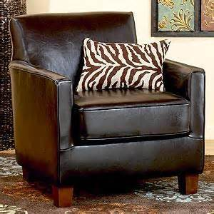 World Market Chairs Leather by Cardiff Brown Leather Chair Chairs Ottomans Cost