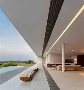 Rectangular, Jy, House, Created, By, Studio, Arthur, Casas, As, An, Indoor
