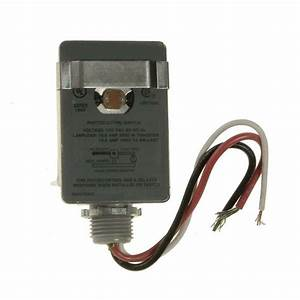Photo Cell Electrical Direct Wire Control Switch 2000