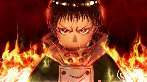 23 Anime Hd Wallpaper Fire Sachi Wallpaper