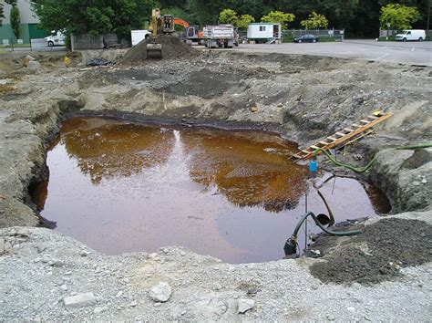 contaminated soil excavation services vancouver sumas