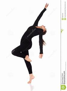 Beautiful Female Dancer Royalty Free Stock Image - Image ...