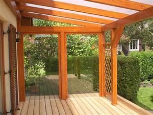 Garten überdachung Holz : referenzprojekt holzterasse mit berdachung und ~ Articles-book.com Haus und Dekorationen