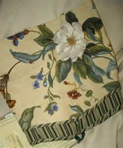 69 waverly garden images parchment fairfield valance ebay