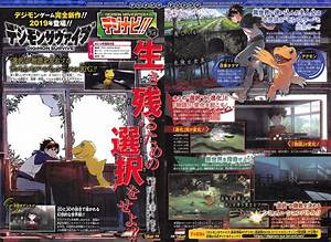 Digimon Survive Announced For PS4 Switch Gematsu