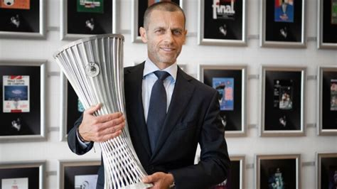 What is the full draw? Ranking Europe's major club silverware as UEFA reveals ...