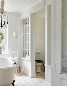 Weiße Farbe Für Holz : 25 wei e innent ren ideen f r ihr interior design ~ Whattoseeinmadrid.com Haus und Dekorationen
