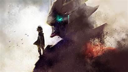 Gundam Barbatos Mobile Backgrounds Iron Orphans Blooded