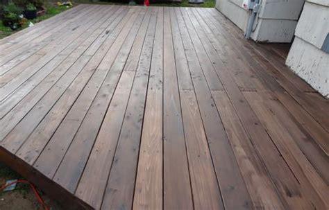 build  beautiful platform deck   weekend