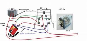 Ksf Electronics  Auto Changeover From Inverter    Generator