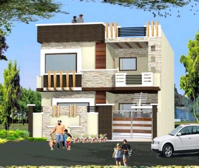 top  house front design housedesignsme