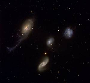 Different Galaxies - Pics about space