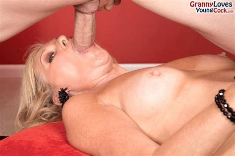 Blonde Milf Bethany James Loves Sucking Cock 2 Of 2