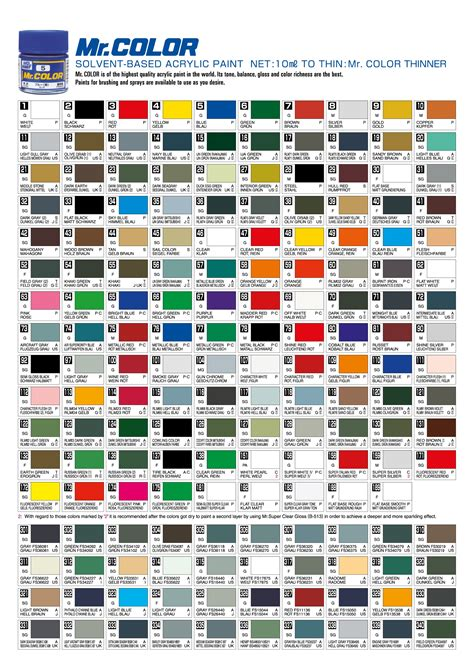 mr hobby mr color c21 c41 10ml co end 4 8 2021 12 00 am