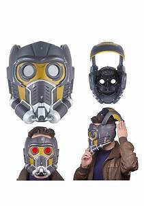 Galaxia Lighting Marvel Legends Star Lord Mask From Guardians Of The Galaxy