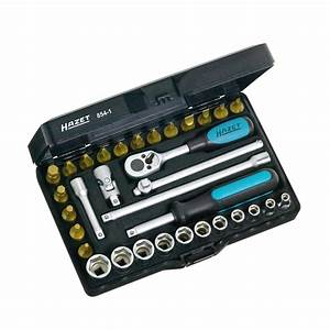 Anglo American Tools Hazet Tools 33-Piece 6-Point