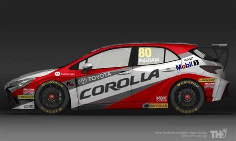 toyota corolla british touring car championships