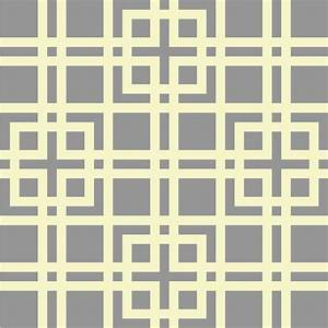 paint templates for walls - stencil ease 19 5 in x 19 5 in modern lattice wall