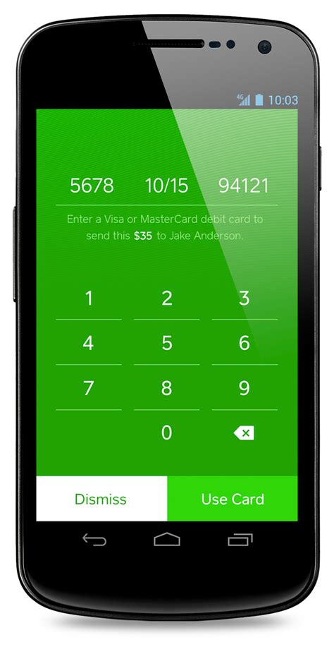 Maybe you would like to learn more about one of these? Easily send and receive money with Square Cash [App of the ...
