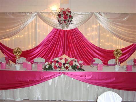 Wedding Backdrop Decoration Ideas