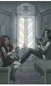 snape and lily | Harry potter artwork