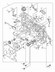 Brother Mfc8460n Parts List And Diagram