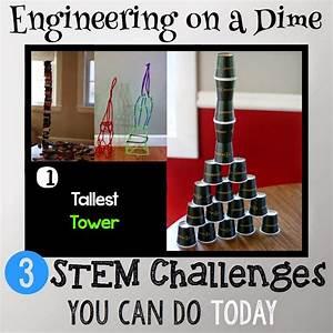 Stem Challenges... Engineering Challenge Quotes