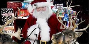 Kids Use Santa Snooper Sleigh-cam To Spy On Christmas Eve Flight  Until