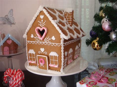 how to build a gingerbread house butter hearts sugar gingerbread house part one making and baking