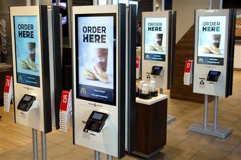 kiosk stand singapore the mcdonald 39 s self service kiosk in penang